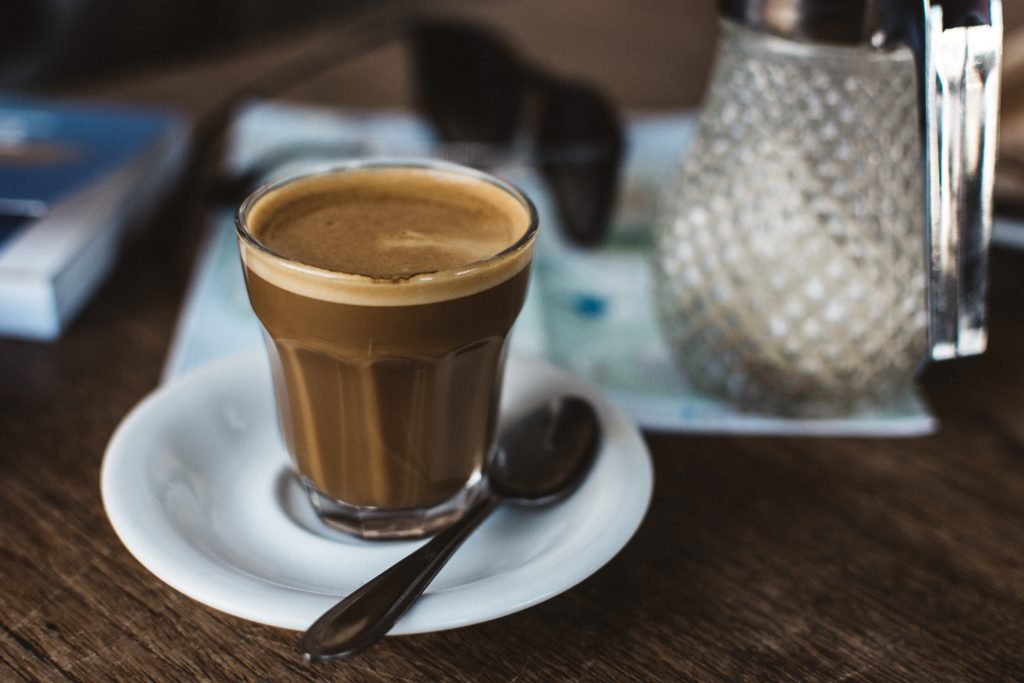 Kofeina w diecie biegacza